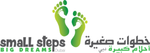logo small step school quality education and environment